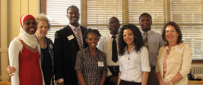 Banner Photo: 2010 Scholars