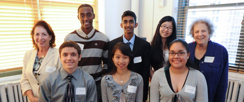 Banner Photo: 2011 Scholars