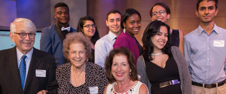 Banner Photo: 2015 Scholars