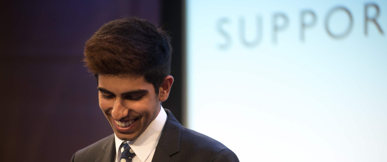 Muhammad (Finance, Bentley University) photo