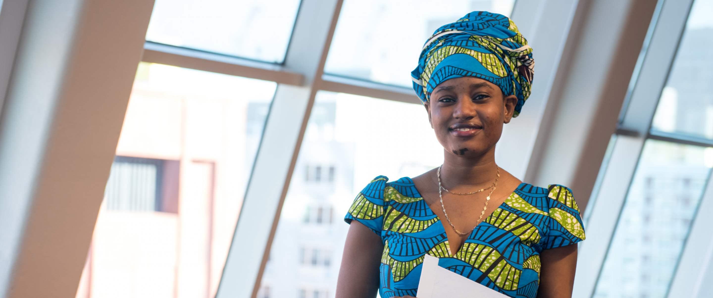 Fatouma (SUNY Oneonta) photo